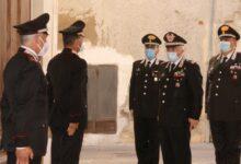 Siracusa | Il generale Castello in visita al comando provinciale dei carabinieri