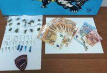 Siracusa | Arrestato spacciatore sorpreso in possesso di marijuana e cocaina