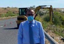Melilli | Al via i lavori di riqualificazione su importanti snodi stradali in ingresso della città