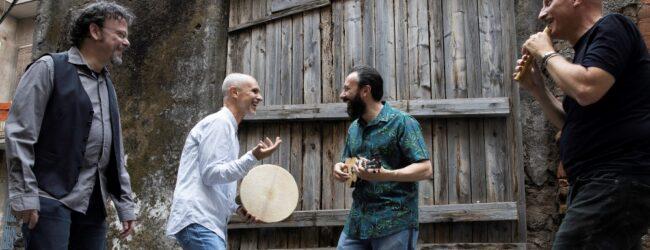 Catania   Quartetto Areasud, il folk del sud italiano