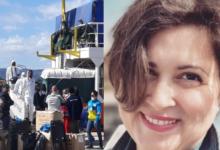 Augusta | Giorgia Butera, attivista dei diritti umani presenzierà alla cerimonia di accoglienza del barcone