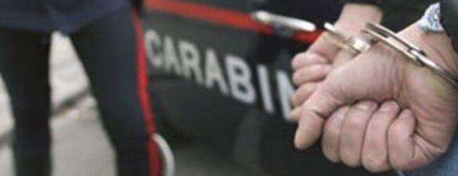 Ferla   Tratto in arresto un pregiudicato 39enne
