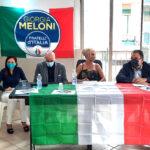 Lentini | Fratelli d'Italia in campo a sostegno di Stefano Battiato