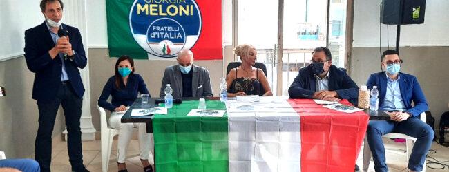 Lentini   Fratelli d'Italia in campo a sostegno di Stefano Battiato