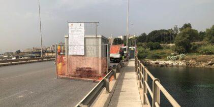 Augusta | Viadotto: al via il ripristino delle cinque pile deteriorate