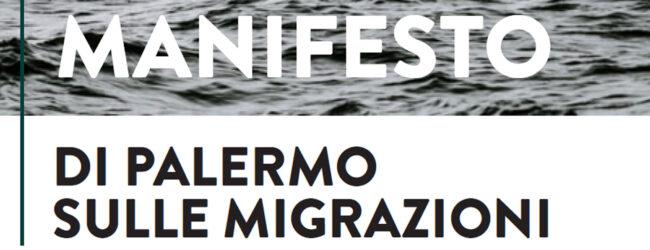 """Palermo   Manifesto di Palermo sulle Migrazioni. """"Porti aperti, città accoglienti"""""""