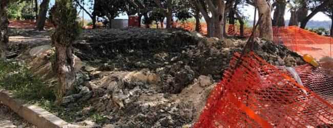 Augusta   Nuovo pozzo: lavori giunti alla terza fase, si concluderanno entro il mese di luglio