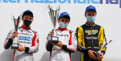 Messina | Alfio Spina è Campione Italiano Karting