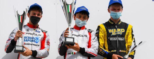 Messina   Alfio Spina è Campione Italiano Karting
