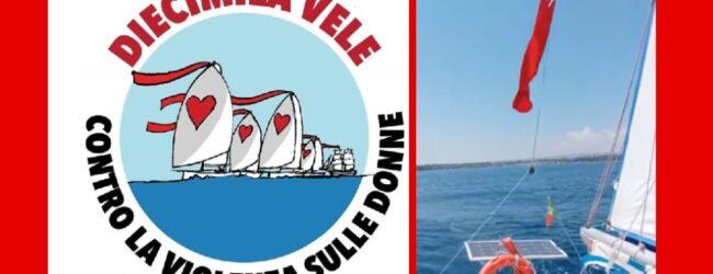 """Augusta   Contro la violenza sulle donne: regata velica """"10000 vele di solidarietà"""""""