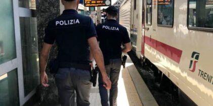 Palermo   Stazioni ferroviarie: controllati oltre 2mila e 700 persone dalla Polfer