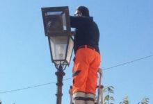Lentini | Relamping e risparmio energetico, conclusa la prima fase dei lavori