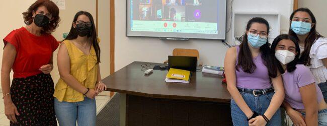 """Augusta   Premiate cinque alunne del Ruiz al concorso nazionale """"Giornalisti in erba"""""""