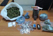 Cassibile | Cane antidroga fiuta la droga nascosta in cucina: arrestato un 35enne