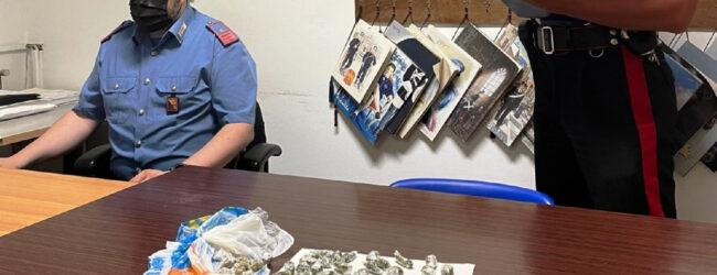 Lentini | Marijuana nascosta negli slip, carabinieri arrestano 22enne