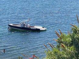 Augusta | Ritrovato gommone rubato ormeggiato a 30 metri dalla spiaggia