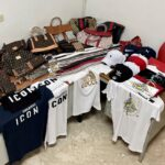 Siracusa | Operazione della Gdf: sequestrati accessori e capi di abbigliamento contraffatti