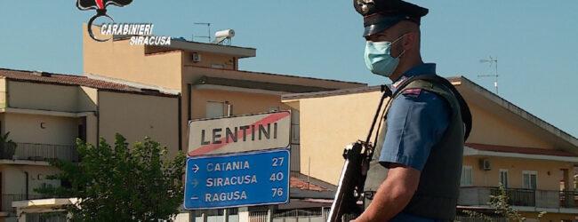 Lentini   Condannato per furto in abitazione, trentenne finisce in cella