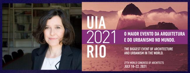 Siracusa   Lilia Cannarella al vertice dell'UIA, l'Unione internazionale degli architetti