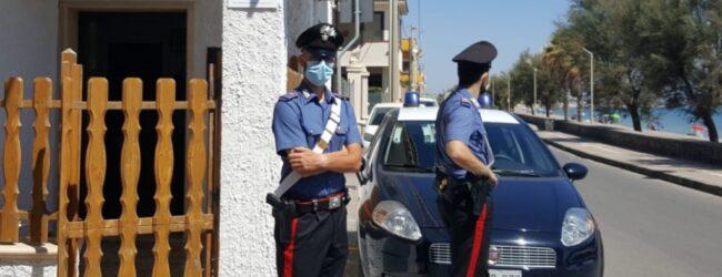 Augusta | Apertura posto fisso stagionale dei carabinieri ad Agnone Bagni
