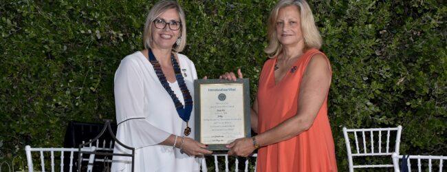 Augusta | Club Inner Wheel: Valentina Saraceno Cappiello è la nuova presidente
