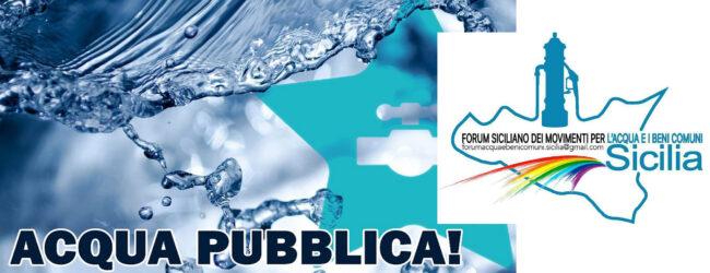 Agrigento | Acqua pubblica: una lezione di democrazia