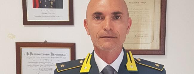 Lentini | Gaetano La Ferlita nuovo comandante della Tenenza della Guardia di Finanza