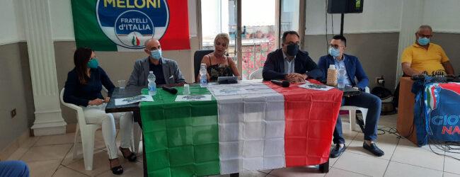 Lentini   Verso le amministrative, il partito della Meloni apre una sede in città