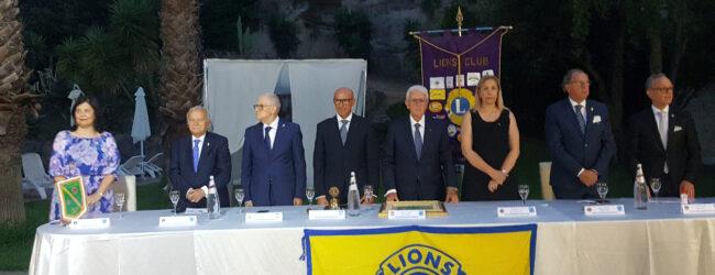 """Lentini   Club Lions, """"passaggio della campana"""": Lopresti subentra a Ragazzi"""