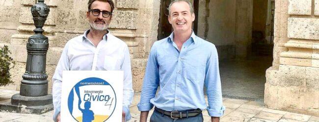 """Siracusa   Italia Viva lascia la Giunta, """"Civico 4"""" chiede le dimissione del Sindaco Italia"""