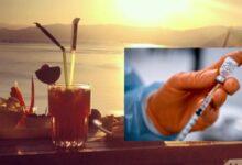 Palermo | I giovani palermitani si immunizzano al calar del sole, vicino al mare e con un calice in mano