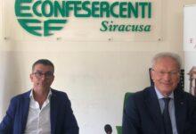 Siracusa | Giuseppe Vasques rieletto presidente provinciale di Confesercenti