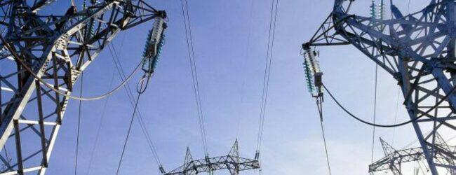 Melilli   In esercizio il nuovo collegamento dell'elettrodotto in cavo da 150 Kilovolt