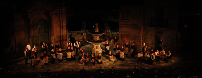 Siracusa   Cavalleria Rusticana al Teatro Greco