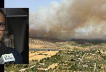 Melilli | Emergenza incendi. Vertice in Prefettura, il Sindaco Carta chiede supporto dalla Regione