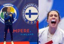 Augusta | Asia Agus campionessa europea con dedica ai genitori e ai fratelli