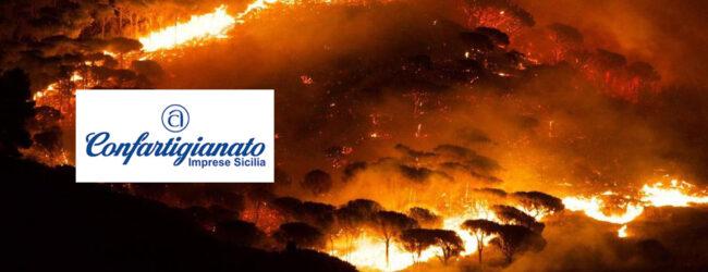 Palermo | Emergenza incendi, Confartigianato Sicilia: danni anche per le imprese artigiane