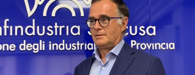 Siracusa | Confindustria, sezione Economia del mare, Trasporti e Logistica. Eletto presidente Luigi Boccadifuoco