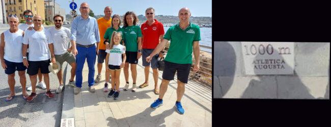 Augusta   L'Atletica Augusta promuove l'attività sportiva presso il lungomare augustano