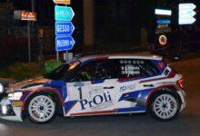 18° Rally del Tirreno: dominio di Aci Team Italia Profeta-Raccuia su Skoda Fabia Evo