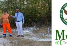 Melilli | Intervento di pulizia straordinaria nelle contrade periferiche