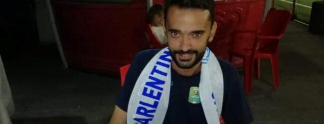 Carlentini | Dalla C1 arriva Francesco Palazzolo alla guida della panchina bianco-azzurra