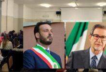 Siracusa | Il Sindaco Italia e il Presidente della Regione Musumeci all'inaugurazione del nuovo anno scolastico