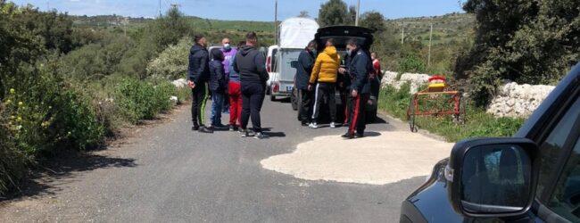 Canicattini   Corsa clandestina di cavalli: denunciate 4 persone, sequestrato un equino e un calesse