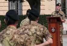 Palermo| Conclusa la visita in Sicilia del Capo di Stato Maggiore dell'Esercito, Generale di Corpo d'Armata Pietro Serino