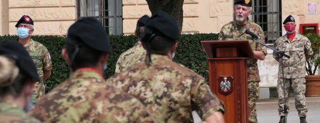Palermo  Conclusa la visita in Sicilia del Capo di Stato Maggiore dell'Esercito, Generale di Corpo d'Armata Pietro Serino