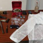 Floridia | Arrestati due avolesi in possesso di armi e droga