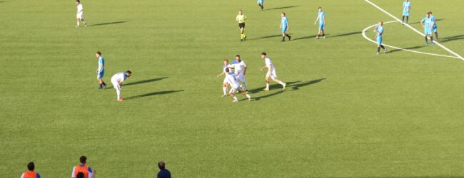 Siracusa   Per gli azzurri arriva la seconda sconfitta: al De Simone passa il Carlentini