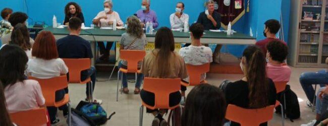Pachino   Elezioni amministrative: gli studenti incontrano i quattro candidati a sindaco