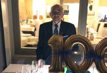 Augusta | Giuseppe Fazio, 100 anni e non sentirli